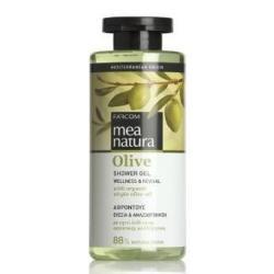 FARCOM MEA NATURA OLIVE sprchový gel 300ml