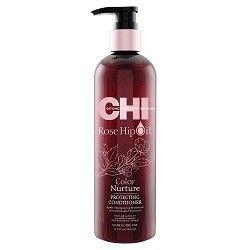 Farouk Systems Chi Rose Hip Oil Protecting Conditioner 340 ml