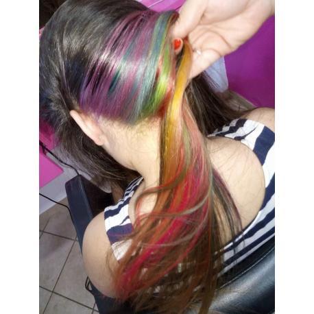 K-Time SHOCK Semi-permanentní barva na vlasy 75ml