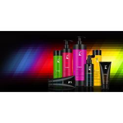 Dárkový balíček s luxusní vlasovou kosmetikou obsahující 9 přípravků