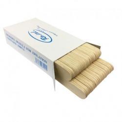 Špachtle dřevěná 100 ks/bal