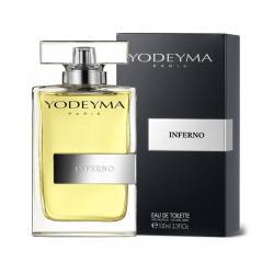 Yodeyma Inferno EDP 100ml ( Dior - Fahrenheit ) 100ml