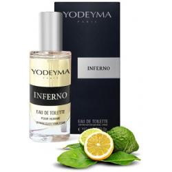 Yodeyma Inferno EDP 15ml ( Dior - Fahrenheit )