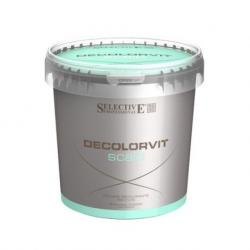 Selective Decolorvit scalp melír 500g + zdarma Color šampon 1000ml