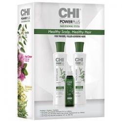 Farouk CHI Power Plus - sada pro posílení vlasů