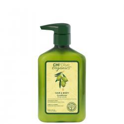 CHI Olive Organics conditioner - kondicionér s olivovým olejem 340ml