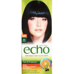 Echo barva na vlasy SET - N/B