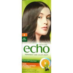 Echo barva na vlasy SET - 6